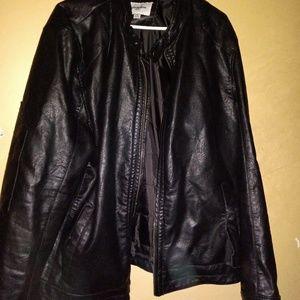 Goodfellow & Co Jackets & Coats - Black buttersoft men's Leather jacket